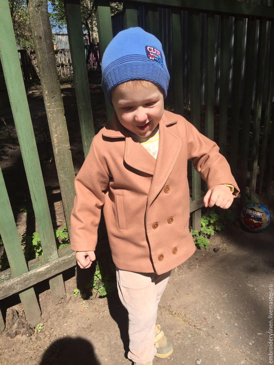 Пальто для мальчика, Одежда для мальчиков, Раменское, Фото №1