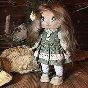 Коллекционная кукла Дашенька
