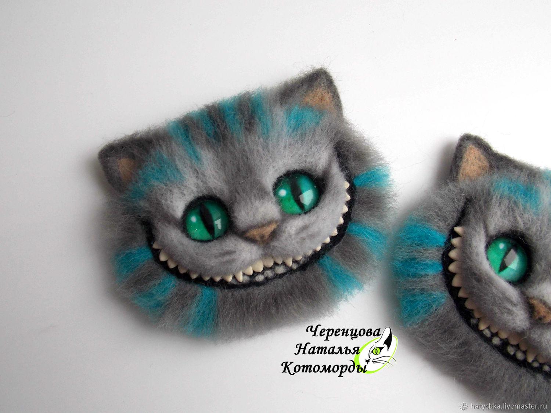 Чеширский кот своими руками