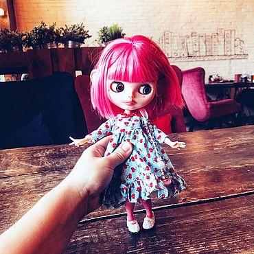 Куклы и игрушки ручной работы. Ярмарка Мастеров - ручная работа Blythe TBL OOAK. Handmade.