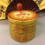 Для дома и интерьера ручной работы. Ярмарка Мастеров - ручная работа Старый Китай. шкатулка в китайском стиле. Handmade.