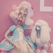 Куклы и игрушки ручной работы. Ярмарка Мастеров - ручная работа Бабушка Петуния. Handmade.