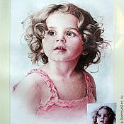 Картины и панно handmade. Livemaster - original item Portrait to order.. Handmade.