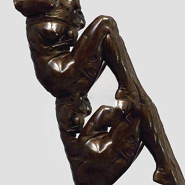 Для дома и интерьера ручной работы. Ярмарка Мастеров - ручная работа Скульптуры: Муза. Handmade.