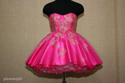 Платья ручной работы. Ярмарка Мастеров - ручная работа. Купить Пышное платье для принцессы. Handmade. Пышное платье, платье на заказ