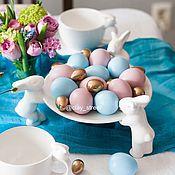 Для дома и интерьера ручной работы. Ярмарка Мастеров - ручная работа Тарелочка для сладостей «Воришки». Handmade.