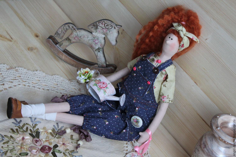 Кукла Тильда своими руками для начинающих