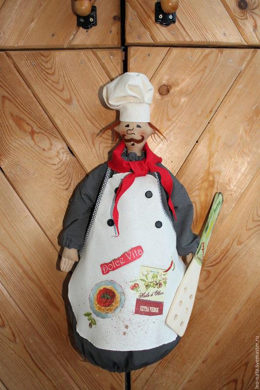 """Кухня ручной работы. Ярмарка Мастеров - ручная работа. Купить Пакетница """" Джузеппе"""". Handmade. Для кухни, подарок на новоселье"""
