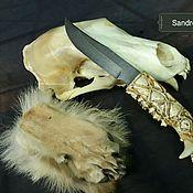 ( Бронь) Ритуальный Нож.