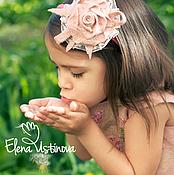 """Работы для детей, ручной работы. Ярмарка Мастеров - ручная работа Костюмчик для девочки """"Розовая фея"""".. Handmade."""