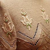 Одежда ручной работы. Ярмарка Мастеров - ручная работа Джемпер с вышивкой. Handmade.