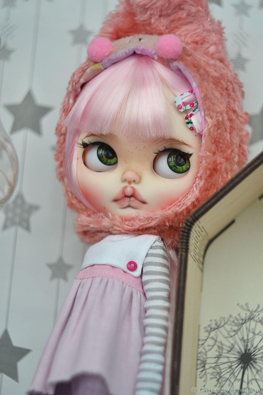 "Кукла Блайз ( Blythe ) кастом  "" Catty  "", Кастом, Вельск,  Фото №1"