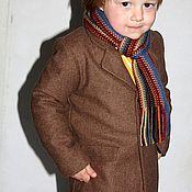 Одежда ручной работы. Ярмарка Мастеров - ручная работа Пальто детское для мальчика. Handmade.