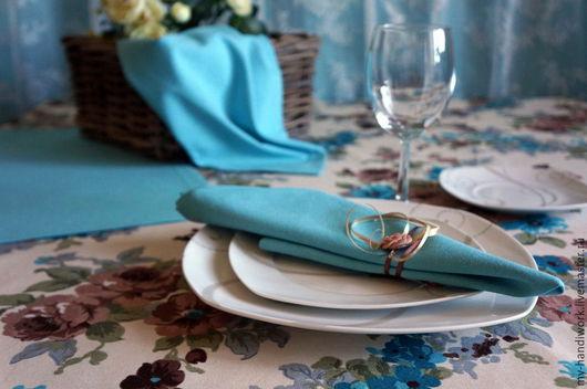 """Кухня ручной работы. Ярмарка Мастеров - ручная работа. Купить Салфетки столовые """"Nina"""". Handmade. Салфетки, текстиль для кухни"""