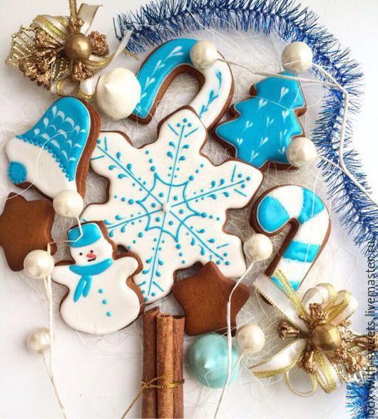 `Синяя снежинка`