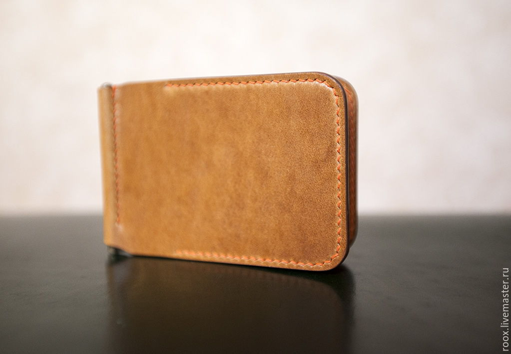 Wallet with clip Avancorpo, Clamps, Moscow,  Фото №1