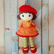 Куклы и игрушки ручной работы. Ярмарка Мастеров - ручная работа Кукла Маргарита. Handmade.