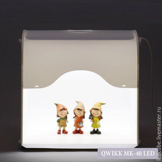 Лайтбокс для предметной съемки K40 LED Отличное качество снимков