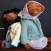 Куклы и игрушки ручной работы. Ярмарка Мастеров - ручная работа Ульяна и Матвейка маму нашли. Handmade.