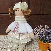 Куклы и игрушки handmade. Livemaster - original item Doll interior mariska. Handmade.
