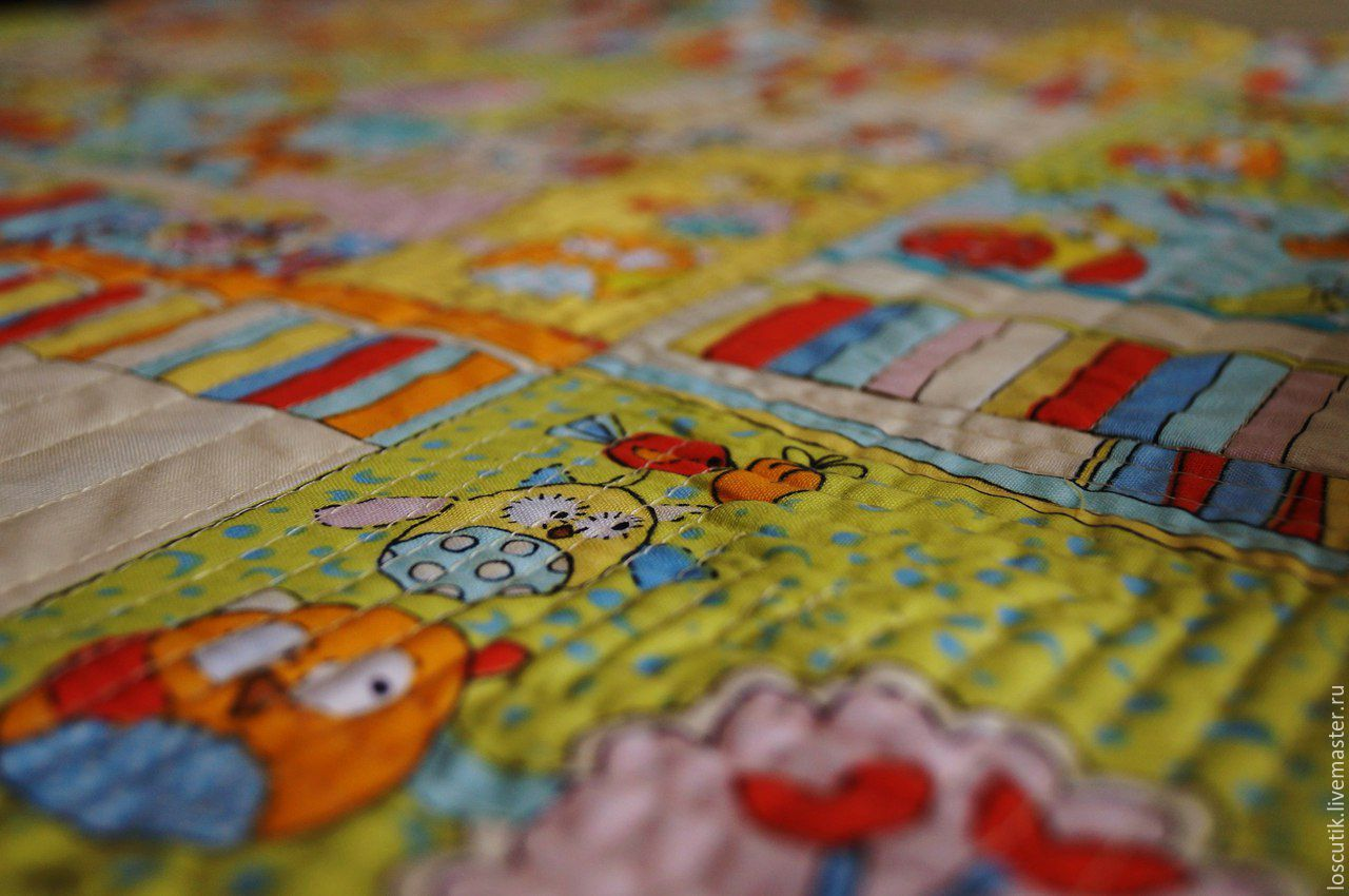 детские пледы одеяла и комплекты в коляску вязанные схемы