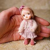 Miniature figurines handmade. Livemaster - original item Miniature doll 1:12: . for a Dollhouse. Handmade.
