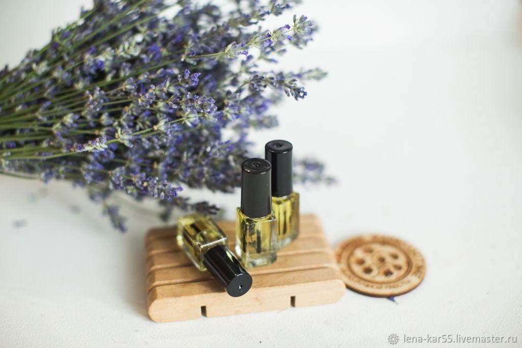 Nail oil cuticle nourishment Lavender nail care, Cuticle Oil, Novye Burasy,  Фото №1