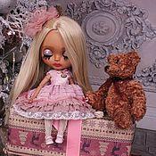 Кастом ручной работы. Ярмарка Мастеров - ручная работа Кукла Блайз Blythe - куколка «Стася». Handmade.