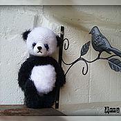 Куклы и игрушки ручной работы. Ярмарка Мастеров - ручная работа Панда Тошка. Handmade.