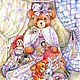 Picture of a bear with an attic doll !, Pictures, Ekaterinburg,  Фото №1