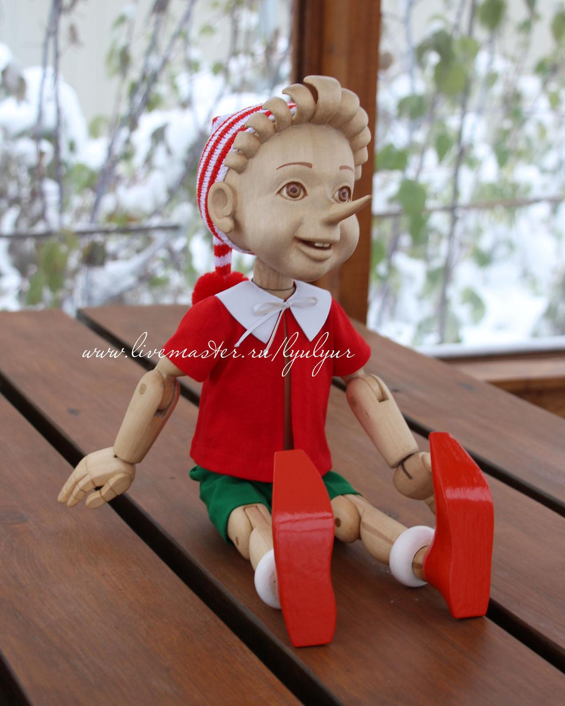 Буратино пиноккио купить москва
