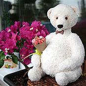 Куклы и игрушки ручной работы. Ярмарка Мастеров - ручная работа Миша джентльмен. Handmade.