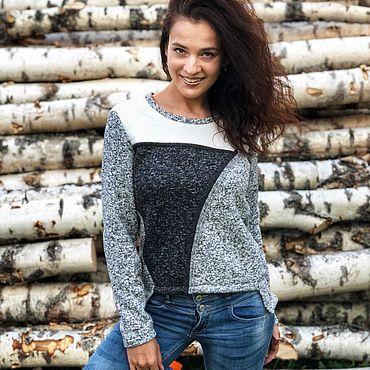 Clothing handmade. Livemaster - original item Sweatshirt