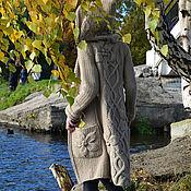 Одежда ручной работы. Ярмарка Мастеров - ручная работа Пальто Золотая осень. Handmade.
