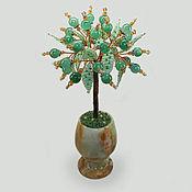 handmade. Livemaster - original item Jade tree