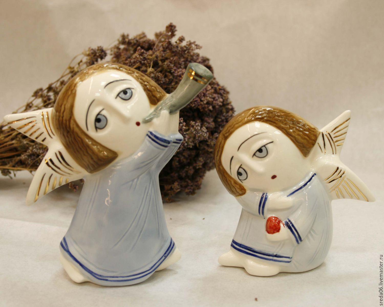 Buy porcelain angel with an easter egg easter gift on livemaster porcelain angel with an easter egg easter gift porcelain story negle Gallery