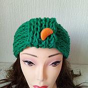 Аксессуары handmade. Livemaster - original item Powassan head