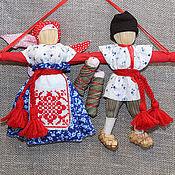 Свадебный салон ручной работы. Ярмарка Мастеров - ручная работа Неразлучники. Handmade.