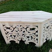 Для дома и интерьера ручной работы. Ярмарка Мастеров - ручная работа Столик кофейный. Handmade.