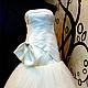 Одежда и аксессуары ручной работы. Ярмарка Мастеров-ручная работа.Купить длинное свадебное платье `Laura`.Пышное свадебное платье.Цвет-айвори.
