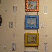 """Картины и панно ручной работы. Ярмарка Мастеров - ручная работа Картины из серии """"Море, море...."""". Handmade."""
