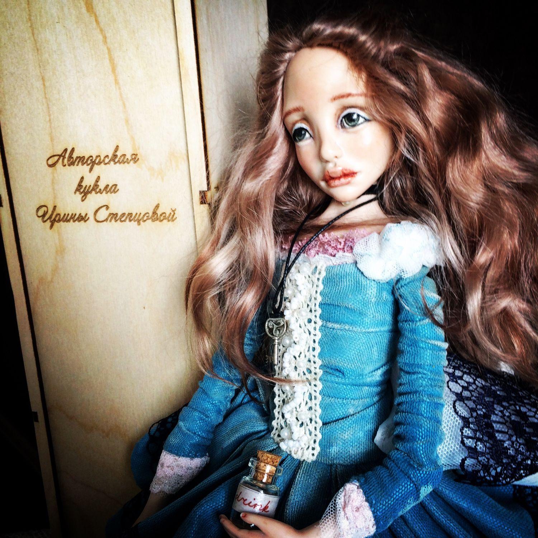 Авторская коллекционная кукла Алиса в Стране Чудес, Куклы, Калуга, Фото №1