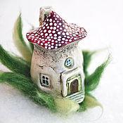 Для дома и интерьера ручной работы. Ярмарка Мастеров - ручная работа Amanita. Handmade.