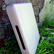 Музыкальные инструменты ручной работы. Ярмарка Мастеров - ручная работа Кахон для путешествий. Handmade.