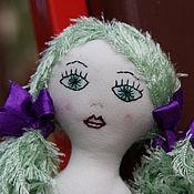 Куклы и игрушки ручной работы. Ярмарка Мастеров - ручная работа Игровая кукла Русалочка. Handmade.