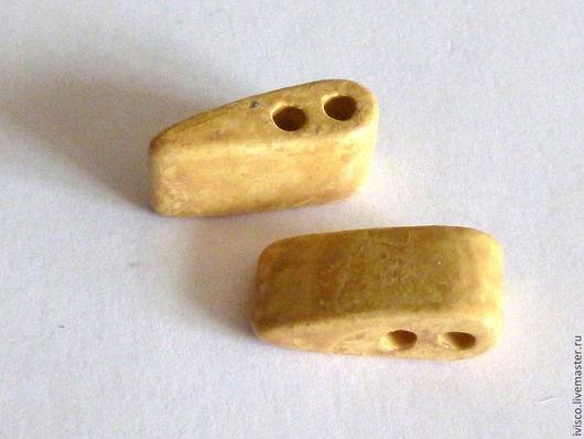Для украшений ручной работы. Ярмарка Мастеров - ручная работа. Купить Керамические бусины матовые. Handmade. Керамика, бусины