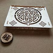 Сувениры и подарки ручной работы. Ярмарка Мастеров - ручная работа Охлаждающая подставка для ноутбука. Handmade.