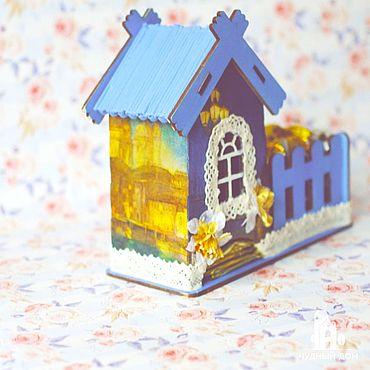 Для дома и интерьера ручной работы. Ярмарка Мастеров - ручная работа Чайный домик «Венеция». Handmade.