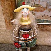 Куклы и игрушки ручной работы. Ярмарка Мастеров - ручная работа Ангелочек Сильва. Handmade.