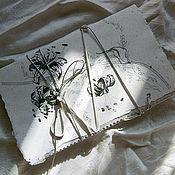 """Открытки ручной работы. Ярмарка Мастеров - ручная работа открытка """"Тигровые лилии"""". Handmade."""